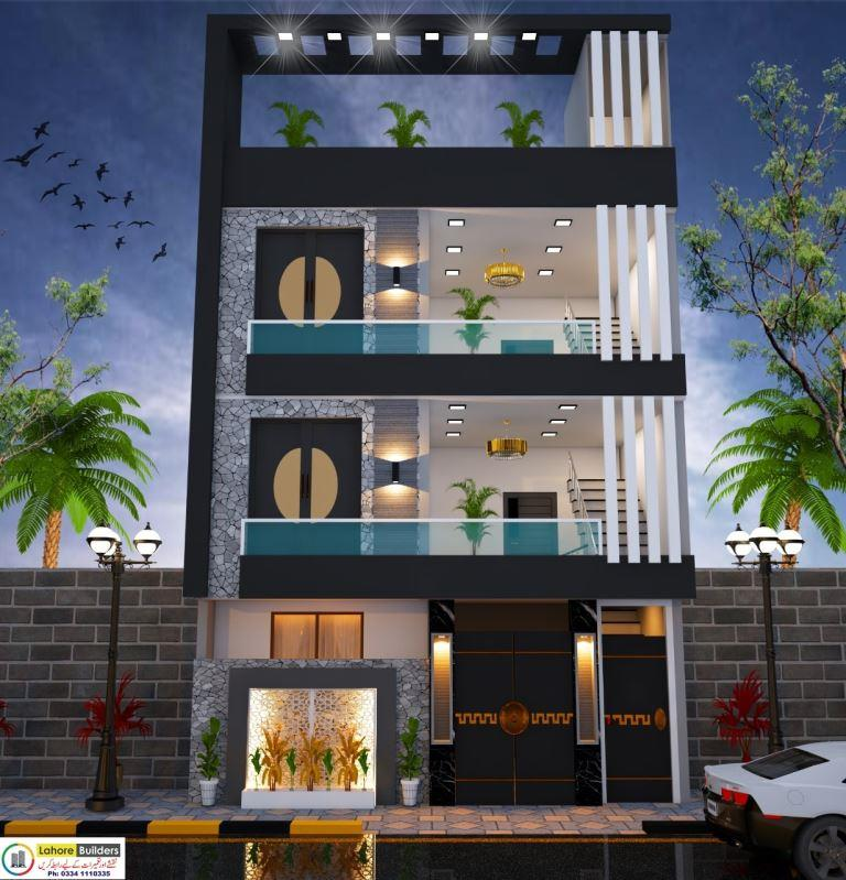 Home Design Ideas Front: 50 Best House Front Elevation Designs & Exterior Ideas For